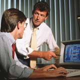 Basic Computer Training builds proficiency in personal computing skills.