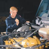Heavy Equipment Mechanic provides comprehensive training in the service and repair of diesel and gasoline engines.
