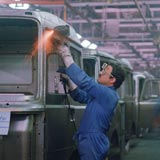 Production Line Maintenance Mechanic covers the theory and instructional skills of maintaining production line equipment.
